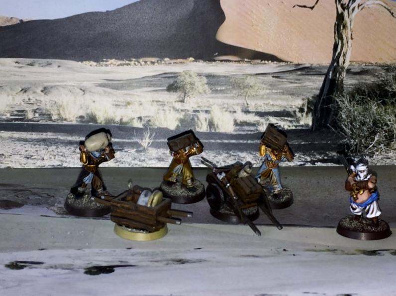 Sauron et ses 10 Armées - L' Armée de L'Immortel Mc5d2o9e