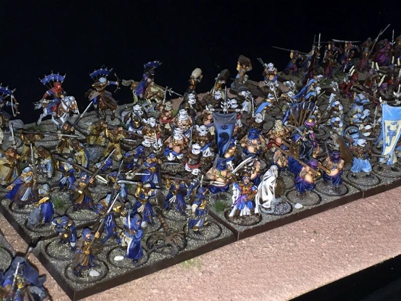 Sauron et ses 10 Armées - L' Armée de L'Immortel Plu6e5bf