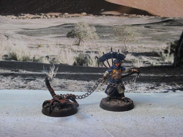 Sauron et ses 10 Armées - L' Armée de L'Immortel Snzhnlo6