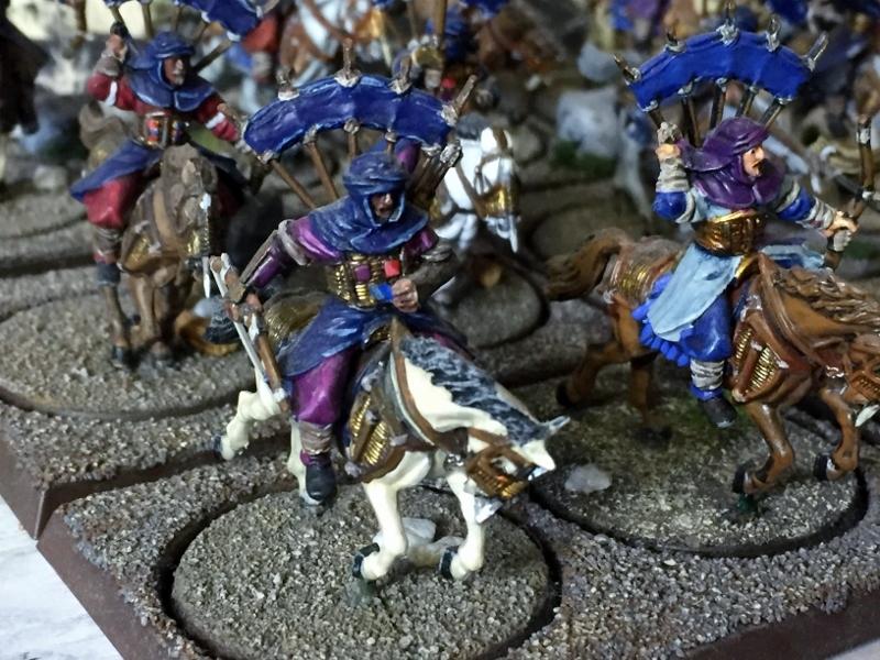 Sauron et ses 10 Armées - L' Armée de L'Immortel Tez7trte