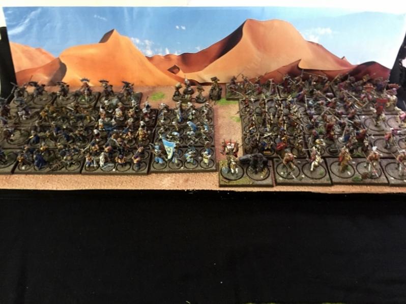 Sauron et ses 10 Armées - L' Armée de L'Immortel U3odv2xz