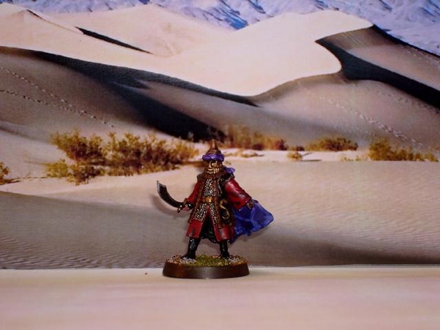 Sauron et ses 10 Armées - L' Armée de L'Immortel Wbqjbg7e