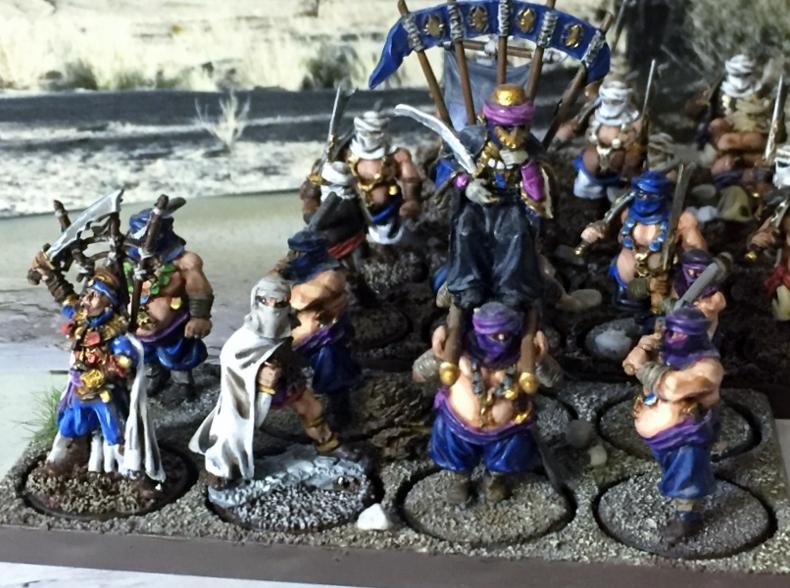Sauron et ses 10 Armées - L' Armée de L'Immortel Wrh99gre