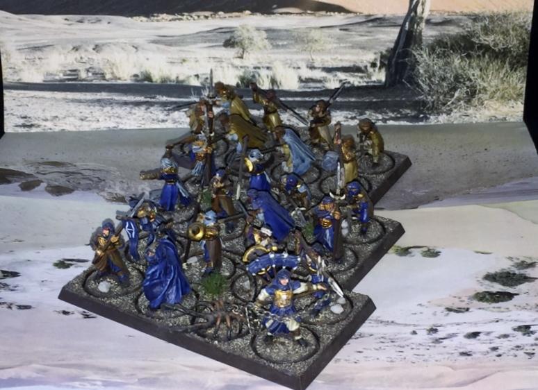 Sauron et ses 10 Armées - L' Armée de L'Immortel Zuz2i7uj
