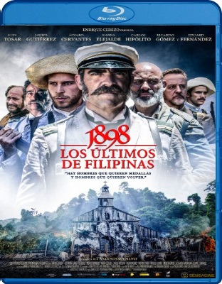 1898. Los últimos de Filipinas (2016) .mkv BDRip 720p ITA (WEB-DL) SPA AC3 DTS Subs