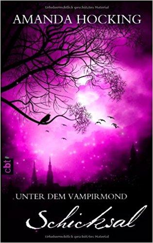 ebook Cover for Unter dem Vampirmond - Schicksal: Band 4