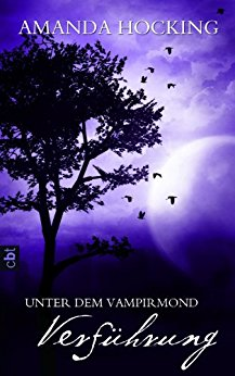 ebook Cover for Unter dem Vampirmond - Verführung: Band 2