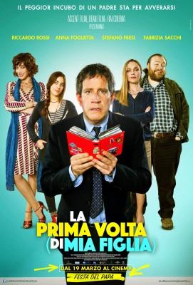 La Prima Volta (di mia figlia) (2015) .mkv HDTV 1080i H264 ITA AC3