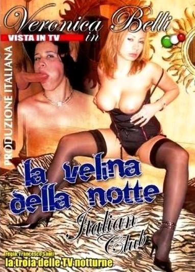 La Velina Della Notte  Cover