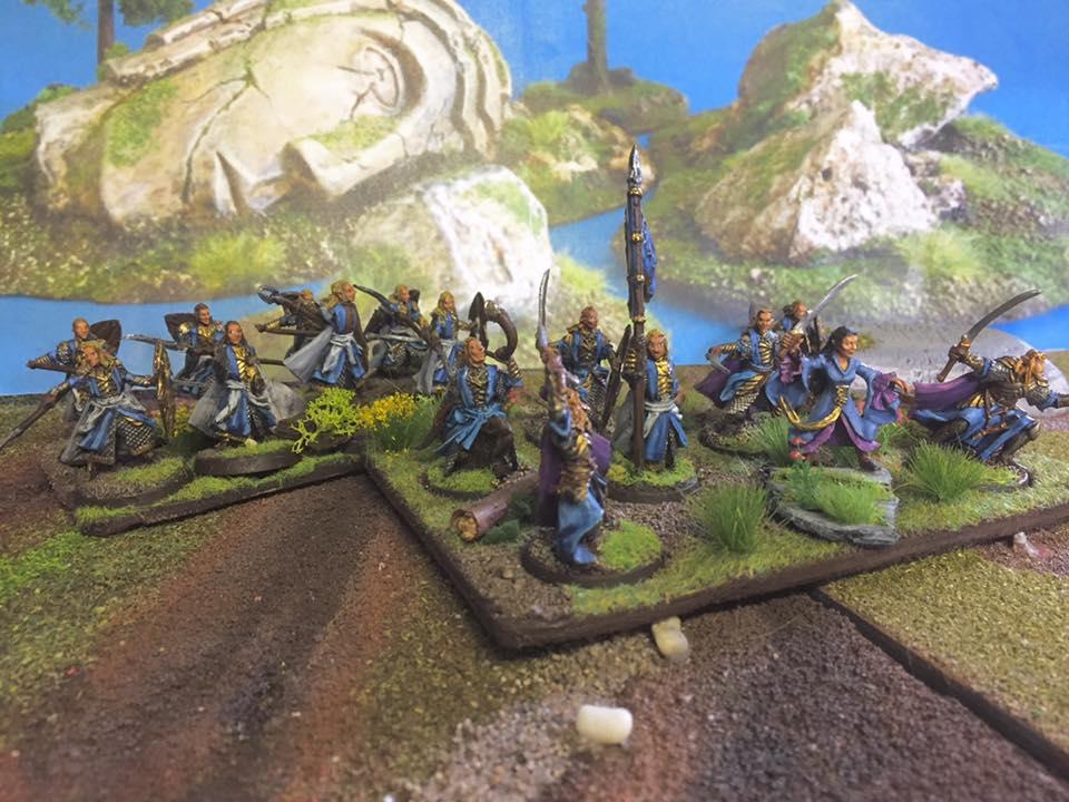 Aragorn et les 5 Armées - Armée de Mirkwood Update 45kvfbfx