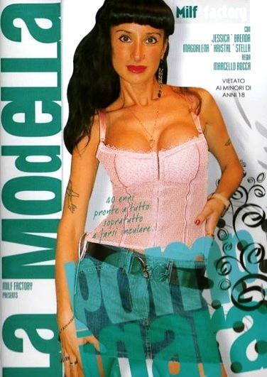 La Modella Pompinara  Cover