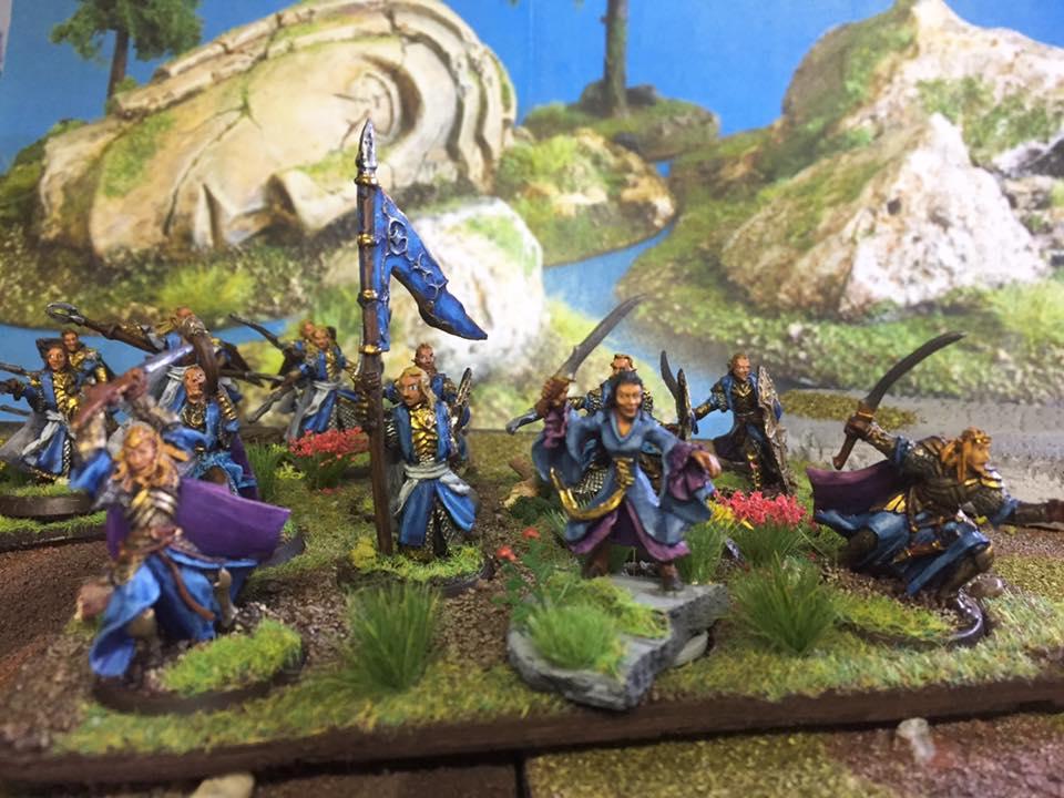 Aragorn et les 5 Armées - Armée de Mirkwood Update V5rsisuz