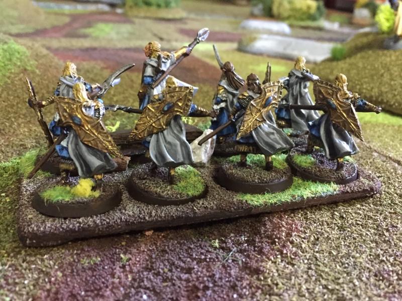 Aragorn et les 5 Armées - Armée de Mirkwood Update Vj24w9m6