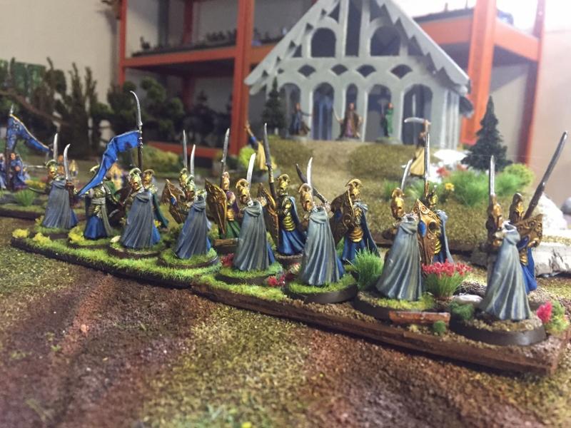 Aragorn et les 5 Armées - Armée de Mirkwood Update Xteawit2