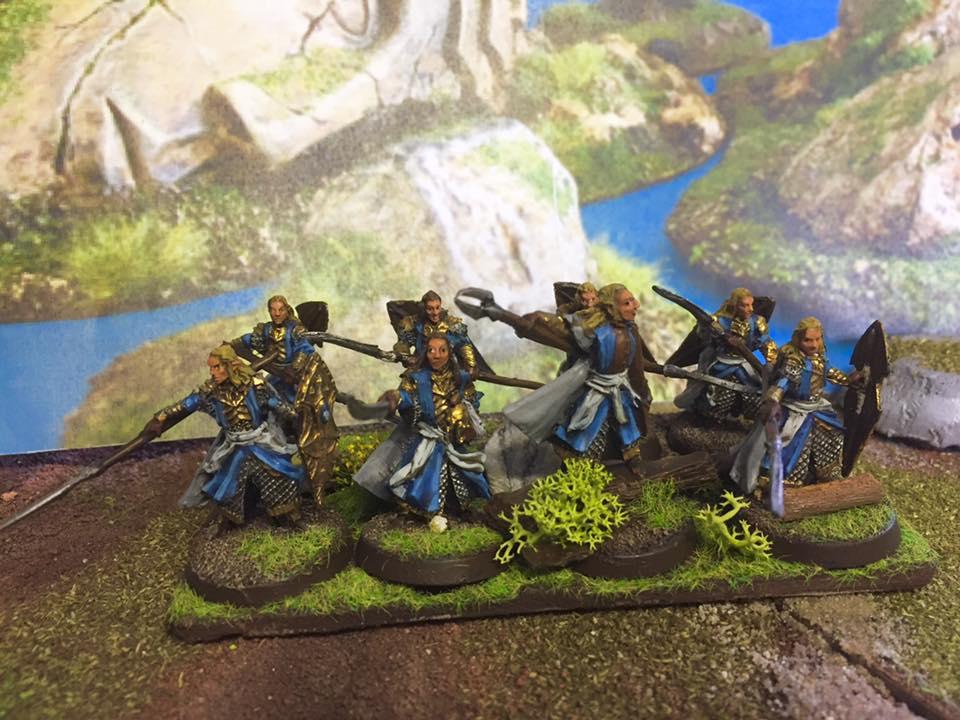 Aragorn et les 5 Armées - Armée de Mirkwood Update Zf46uks4