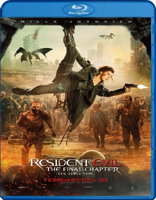 Resident Evil: The Final Chapter (2016) 3D H.OU .mkv BDRip 1080p ITA ENG DTS AC3 Subs OU