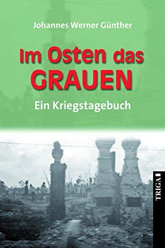 Buch Cover für Im Osten das Grauen: Ein Kriegstagebuch