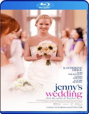 Jenny's Wedding (2015) .mkv BDRip 1080p ITA ENG AC3 DTS Subs (TV Resync)