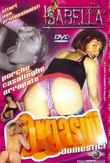 Orgasmi Domestici  Cover