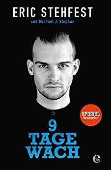 Buch Cover für 9 Tage wach