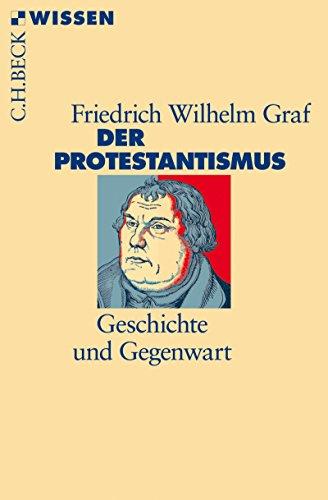 Buch Cover für Der Protestantismus