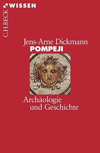 Buch Cover für Pompeji: Archäologie und Geschichte (Beck'sche Reihe)