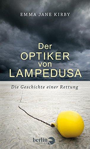 Buch Cover für Der Optiker von Lampedusa: Die Geschichte einer Rettung
