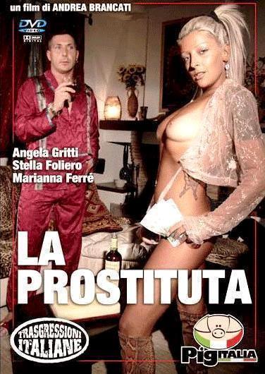 La Prostituta Cover