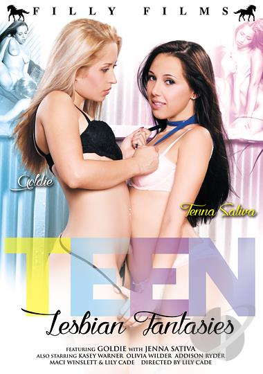 Teen Lesbian Fantasies Cover