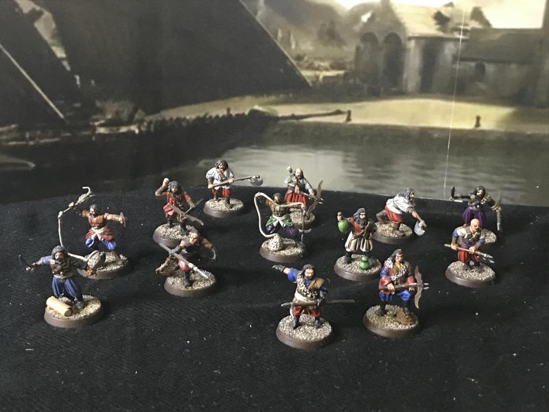 Sauron et ses 10 Armées - L' Armée de L'Immortel 3t34reqc