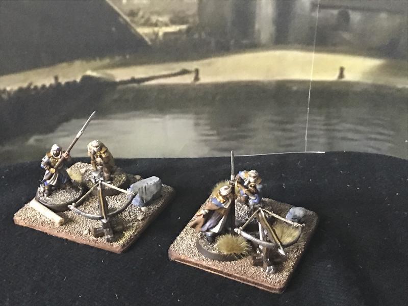 Sauron et ses 10 Armées - L' Armée de L'Immortel 457745ip