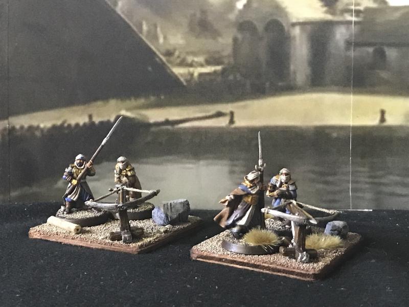 Sauron et ses 10 Armées - L' Armée de L'Immortel 4hcib25z