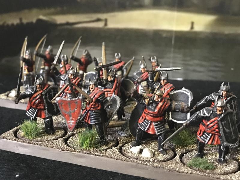 Sauron et ses 10 Armées - L' Armée de L'Immortel 64nvklph