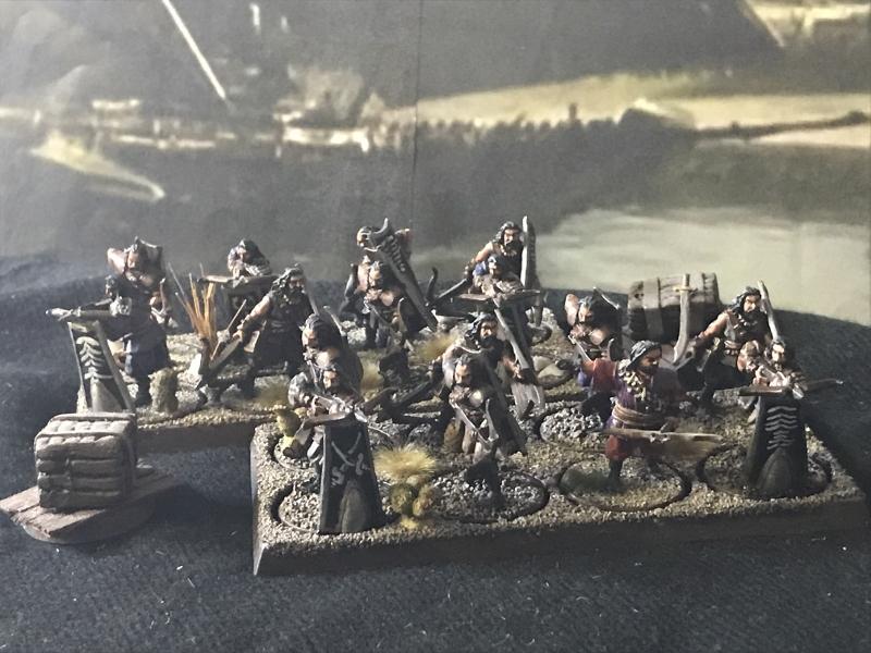 Sauron et ses 10 Armées - L' Armée de L'Immortel Cbeabrjj