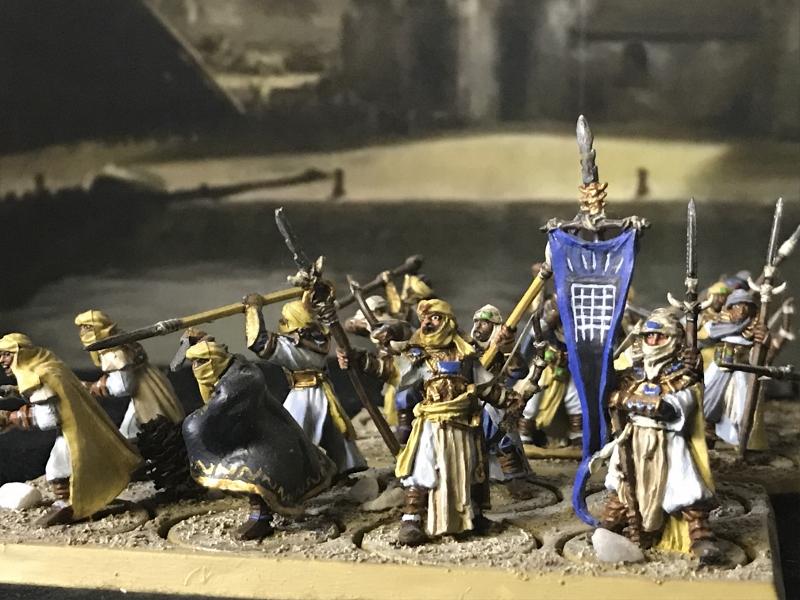Sauron et ses 10 Armées - L' Armée de L'Immortel J5omizuw