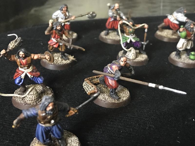Sauron et ses 10 Armées - L' Armée de L'Immortel Vyyr5t56