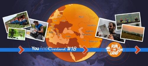 Overland 18 - Le strade dell'Islam (2017) [7/10] .mkv HDTV 1080p H264 ITA AC3