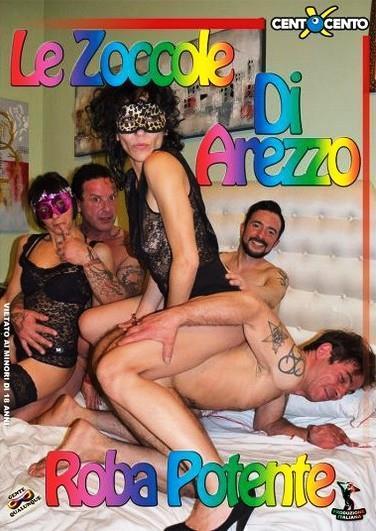 Le Zoccole di Arezzo Roba Potente (2017)  Cover