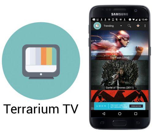 Terrarium TV Premium  v1.6.4? [.APK][Android]