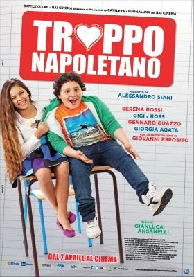 Troppo Napoletano (2016) .mkv HDTV 1080p H264 ITA AC3