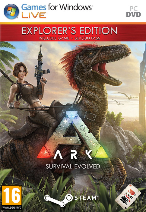 Re: ARK: Survival Evolved (2017)