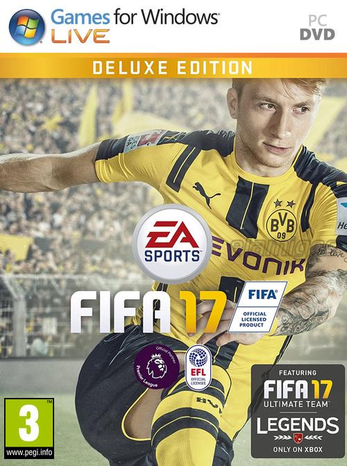 FIFA 17 Super Deluxe Edition (2016) MULTi18-ElAmigos / Polska Wersja Językowa