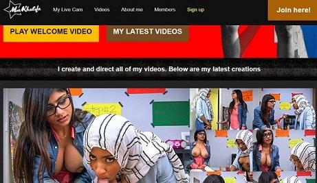 Mia Khalifa Siterip Cover