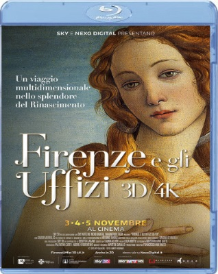 Firenze e gli Uffizi (2015) 3D H.OU .mkv BDRip 1080p x264 ITA ENG DTS AC3