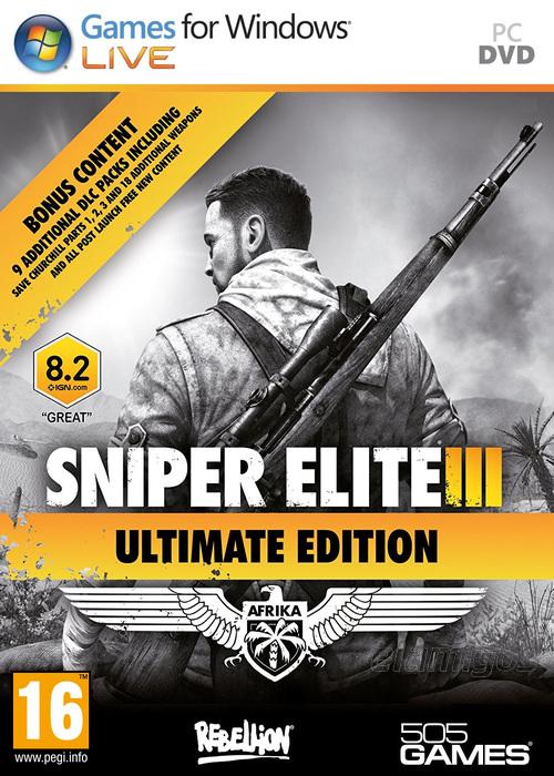 Re: Sniper Elite 3 (2014/EN)