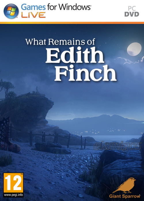 Re: What Remains of Edith Finch (2017)