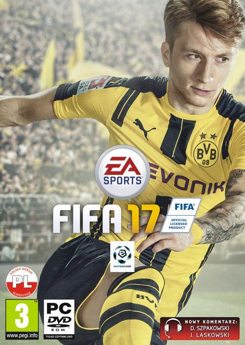 FIFA 17  (2016) FitGirl Repack / Polska Wersja Językowa