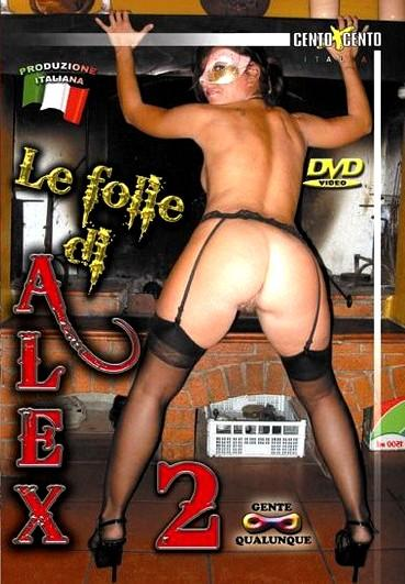Le Follie di Alex 2 Cover