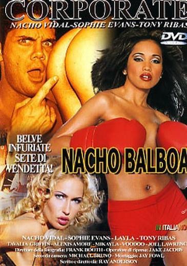 Nacho Balboa  Cover