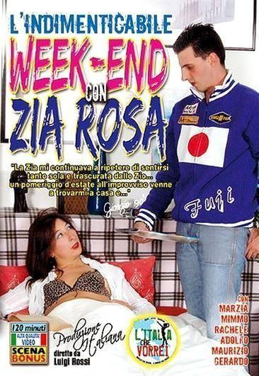 Indimenticabile Week-End con Zia Rosa Cover